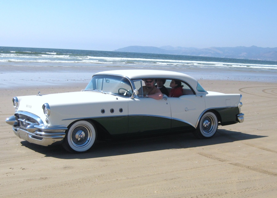 55 Buick Ls1 Project Engine