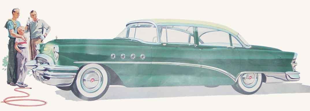 1955 buick roadmaster for 1955 buick roadmaster 4 door